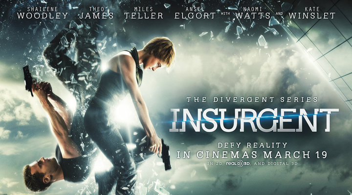 Divergente 2 – L'insurrection