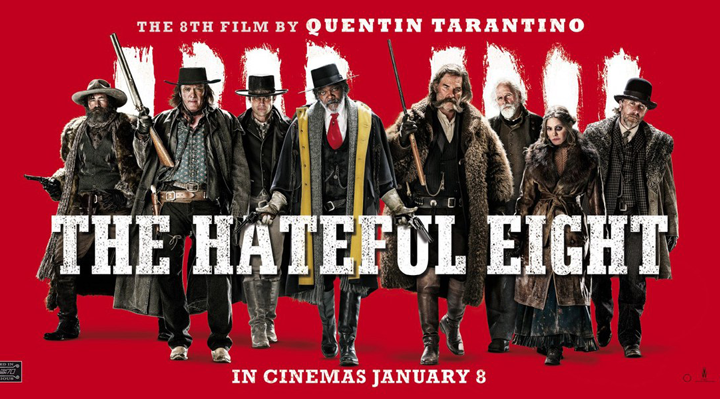 Les Huit Salopards (The Hateful Eight)